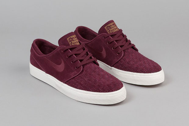 half off 448fc de6f6 The Nike SB Stefan Janoski Gets A Woven Toe-Box - SneakerNew