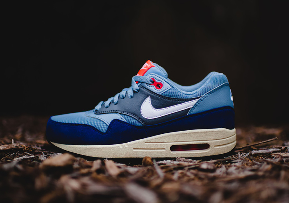 84f8784a4ff799 ... denmark nike air max 1 appears in new blue grey colorway for women  sneakernews f6965 8ca11