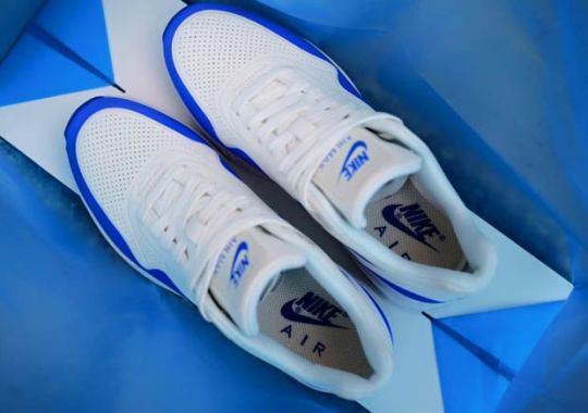 """Nike Air Max 1 Ultra Moire """"Sport Blue"""""""