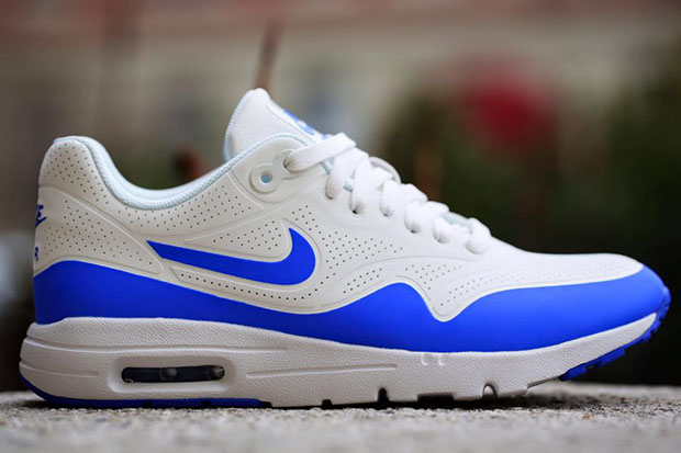 "timeless design faf90 968bb ... design here today, and then be on the lookout for the WMNS Air Max 1  Ultra Moire ""Sport Blue"" at select Nike Sportswear retailers like AWOL  right now."