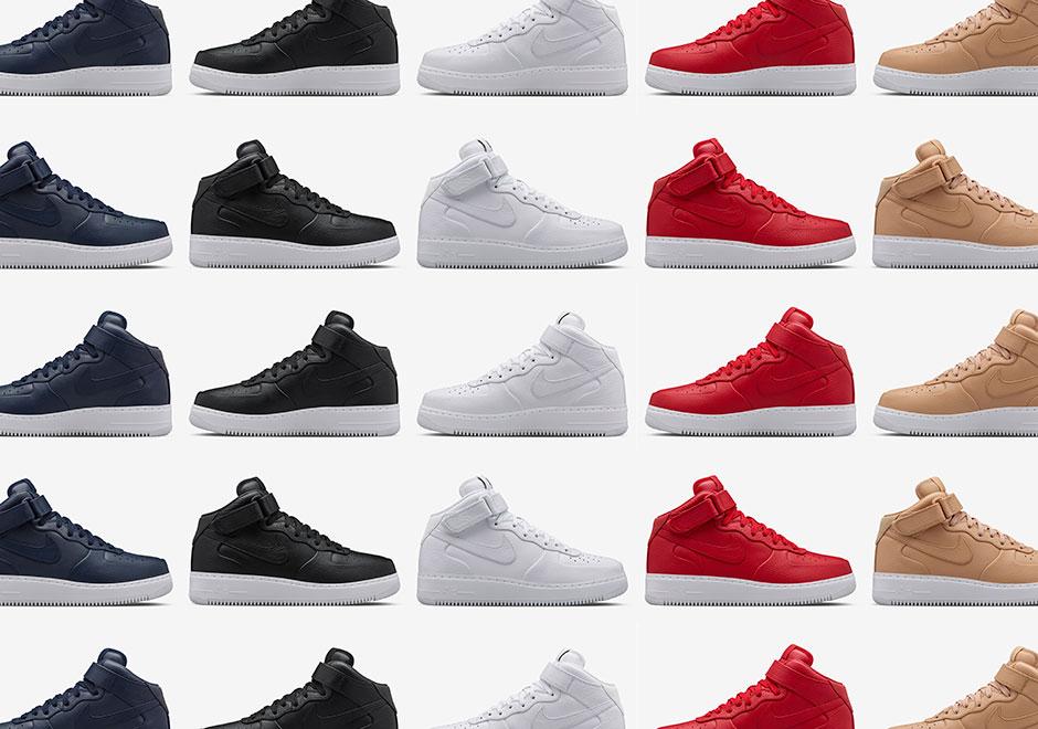 Air Force One Nike 2016