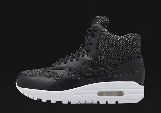 The Air Max 1 Sneakerboot Gets The NikeLab Treatment