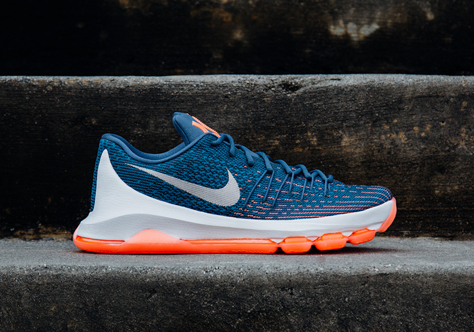 "A Refreshed Take On OKC In The Nike KD 8 ""Ocean Fog"""