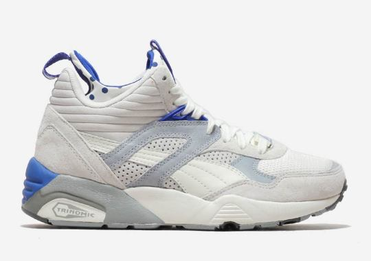 After Ronnie Fieg's Collaboration, Puma Is Ready To Release The R698 Mid