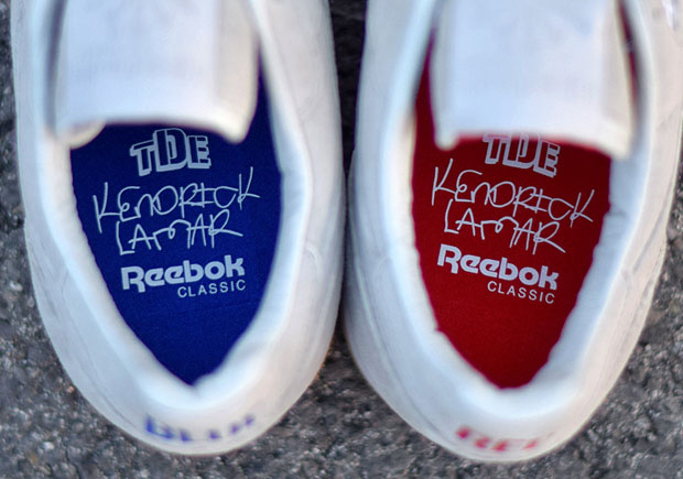 Kendrick Lamar Aims To Unite Bloods And Crips With Another Reebok Collaboration