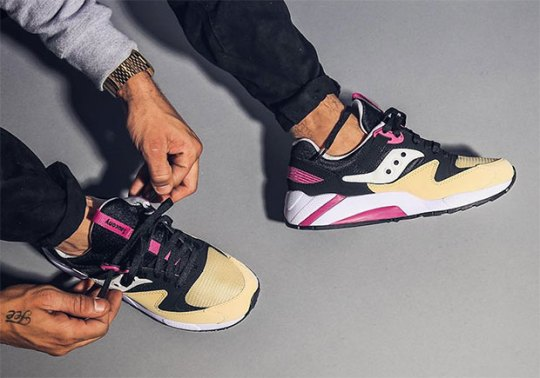Saucony Originals Has Some Sick Runners Releasing This Season