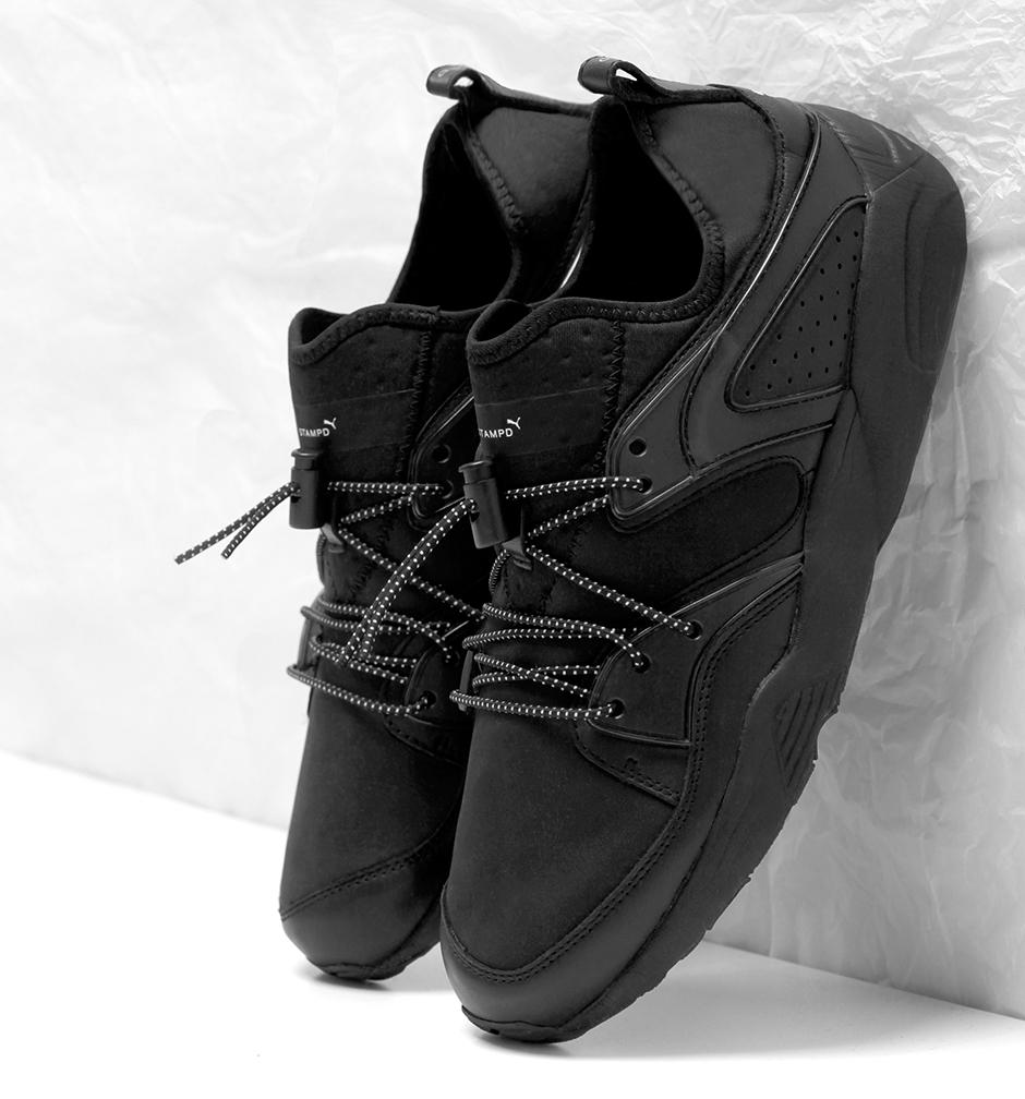all black puma high tops