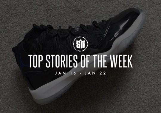 Top Stories Of The Week: 1/16 – 1/22