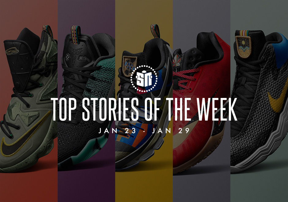 Top Stories Of The Week: 1/23 – 1/29