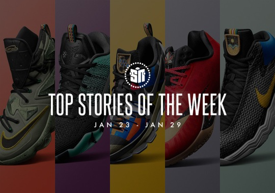 Top Stories Of The Week: 1/23 – 1/29