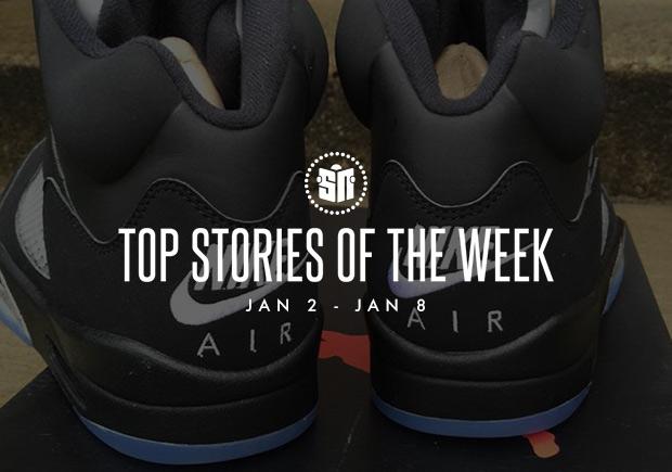 Top Stories of the Week: 1/2 1/8