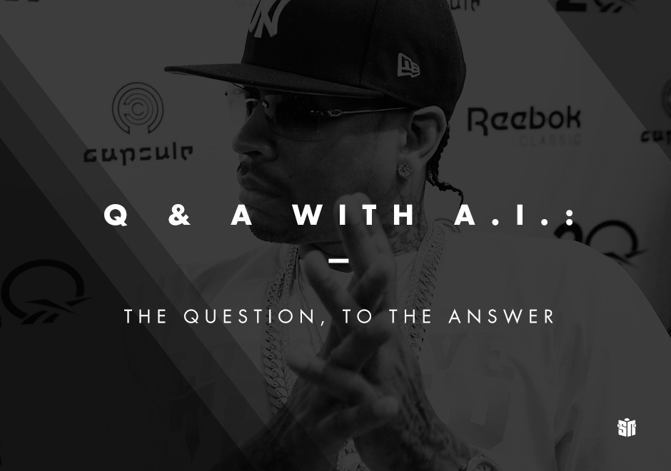 Q & A With A.I.: The Question, To The Answer