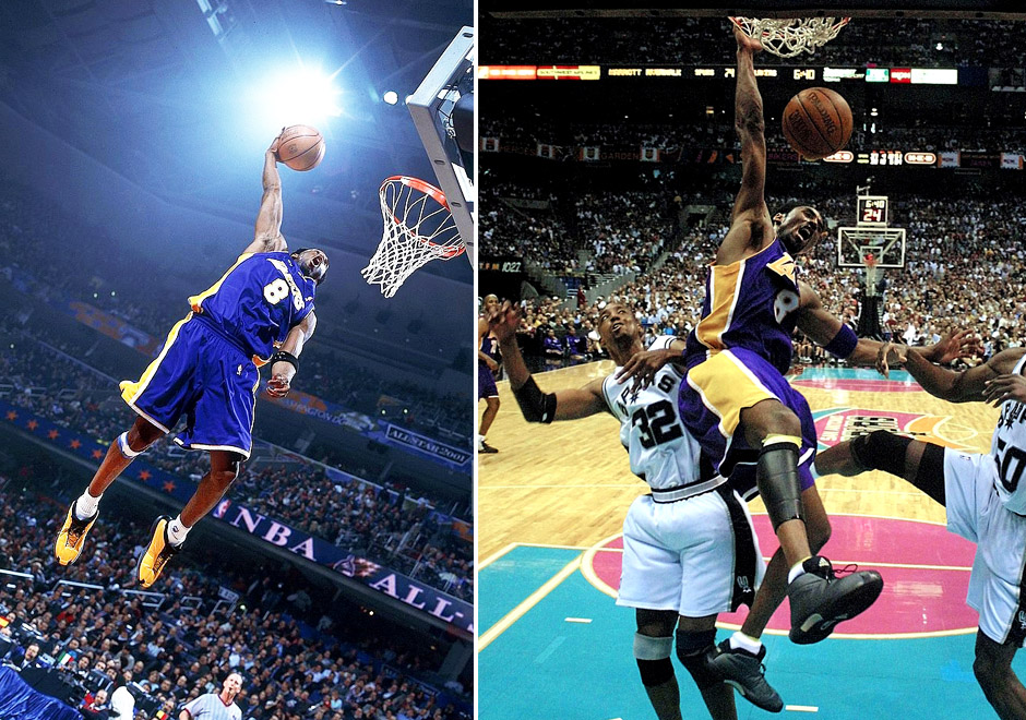 83b6466f2db1 Kobe Bryant Sneaker History  adidas Years