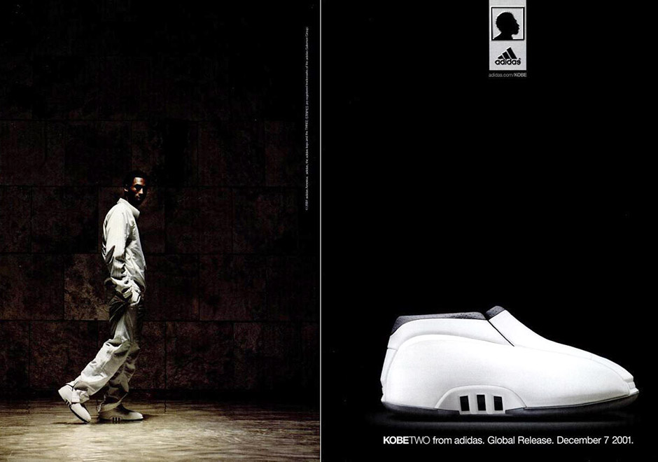 The original print ad for The Kobe 2 (and about as good as the shoe ever  looked) 6ed026e96