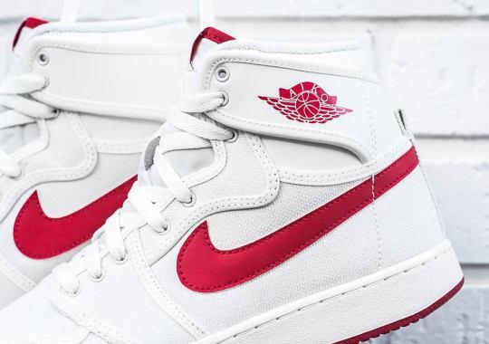Jordan Brand Brings Back This Original Air Jordan 1 KO This Weekend