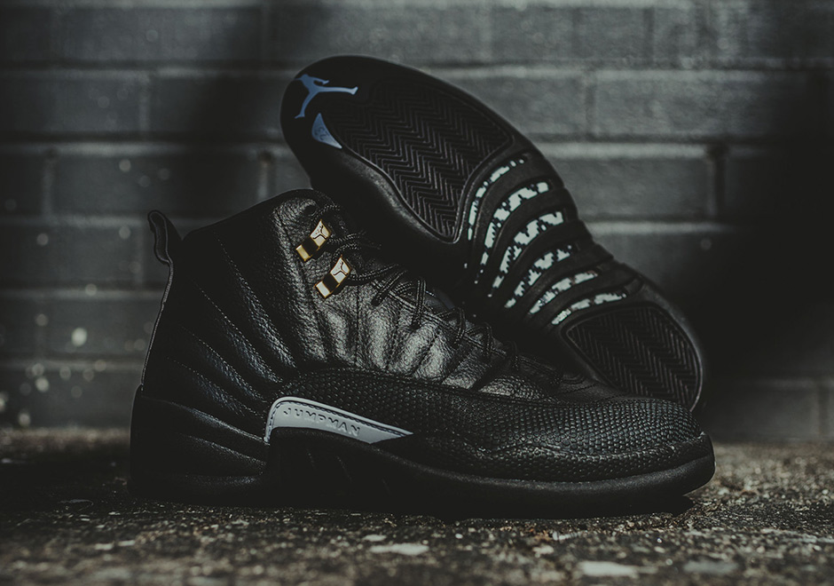 "Air Jordan 12 ""The Master"" Releases This Weekend"