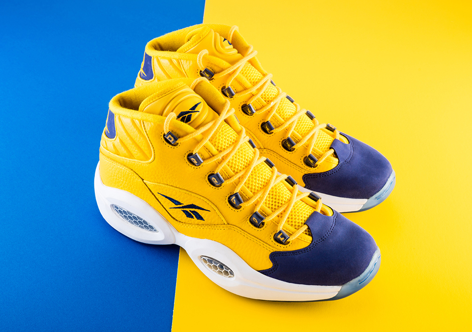 "Reebok Question Mid ""Unworn"" Now Available"
