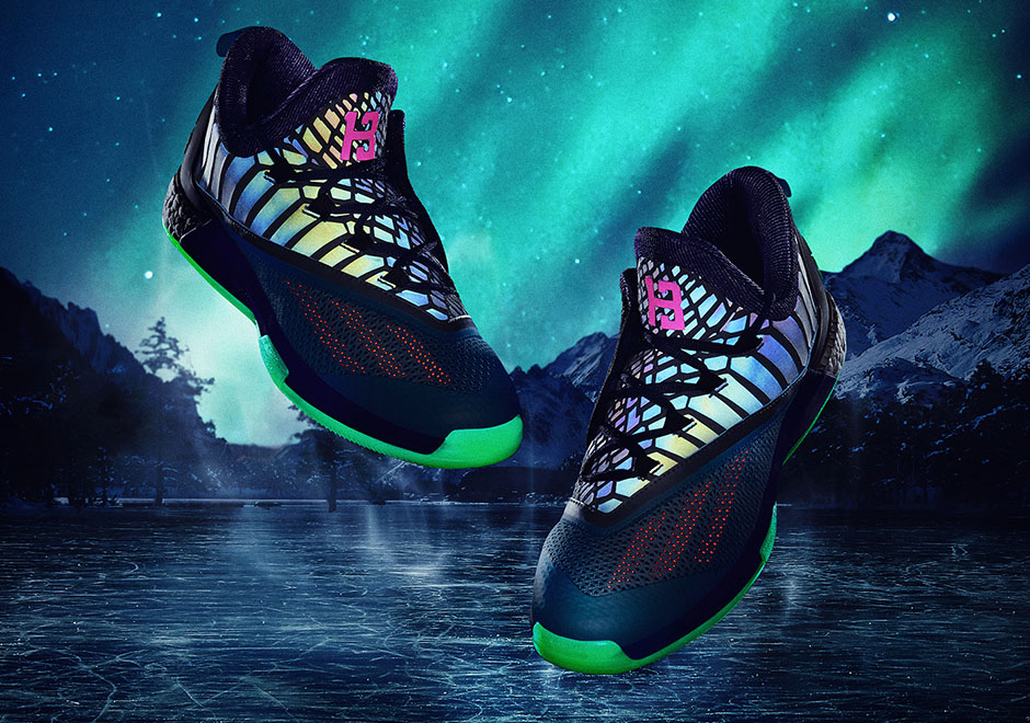 adidas To Release James Harden s All Star Shoes