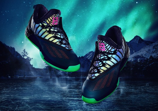 adidas To Release James Harden's All-Star Shoes