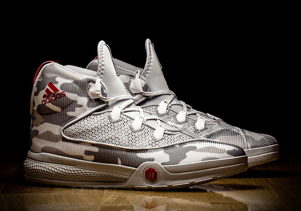 big sale c51bd 67344 adidas Releases Another Derrick Rose Signature Shoe Called T