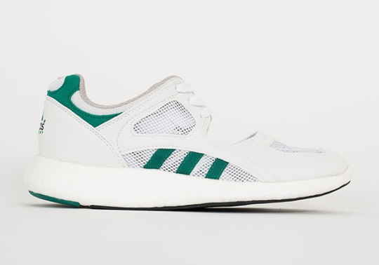 adidas Puts Boost On Another EQT Running Sneaker