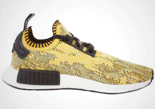 cheap for discount 874fd c74bf adidas NMD Runner PK In Yellow Releasing In February ...