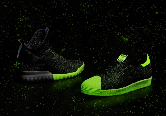 adidas To Unveil Glow-In-The-Dark Primeknit At All-Star Weekend