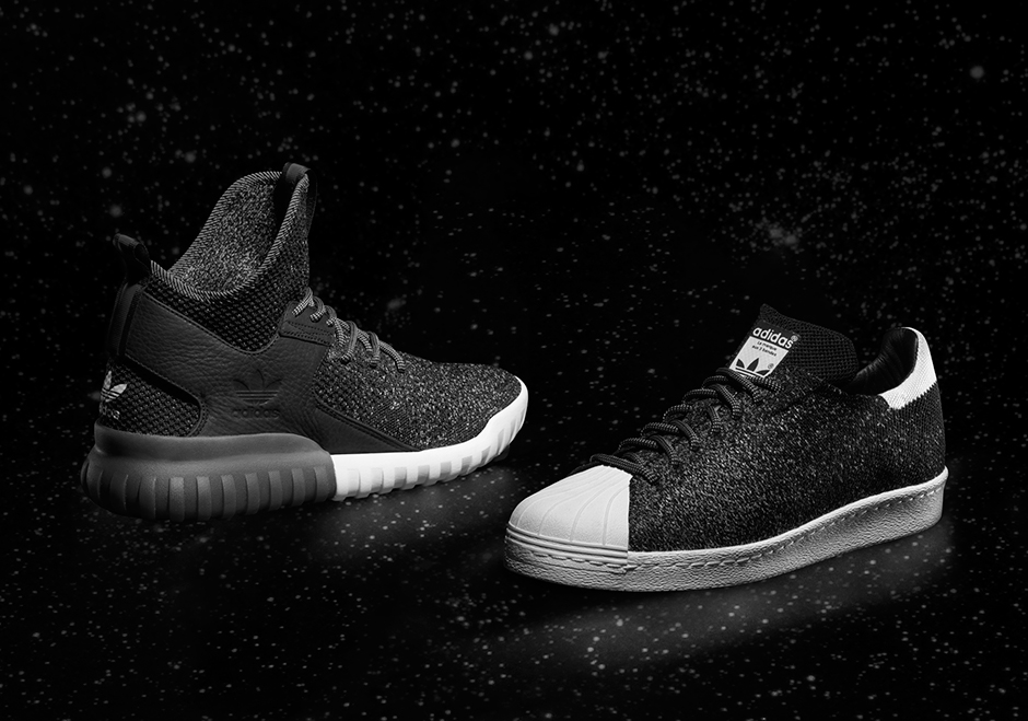 cheap for discount a7e72 17739 The Superstar Primeknit will be priced at  130 USD, the Tubular X Primeknit  at  180 USD. Check out more official photos below.