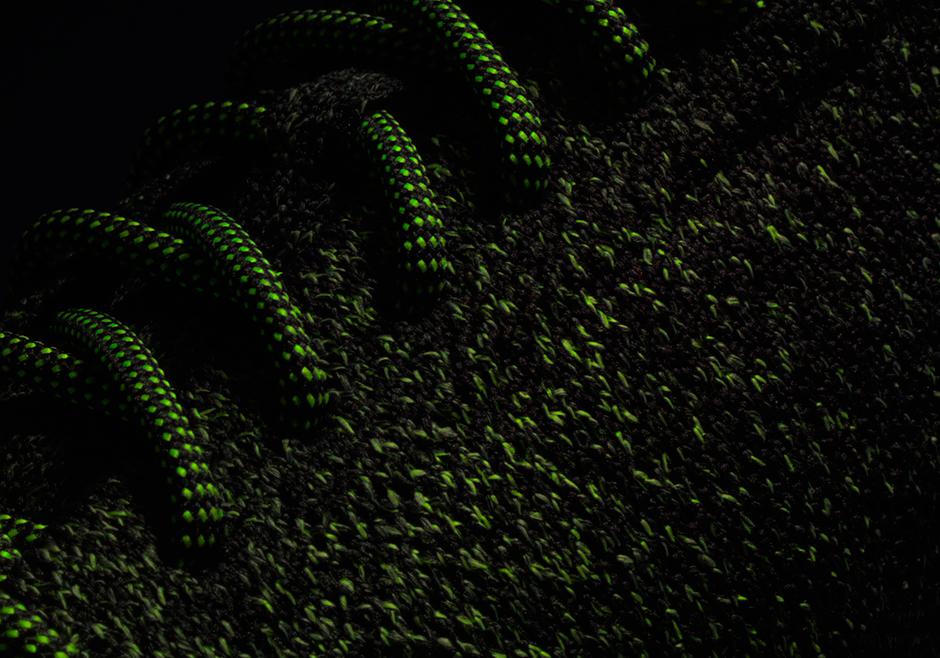 Adidas Originaler Rørformede X Primeknit Lyser I Mørket - Kjerne Svart / Hvit XA7vz6Wvl
