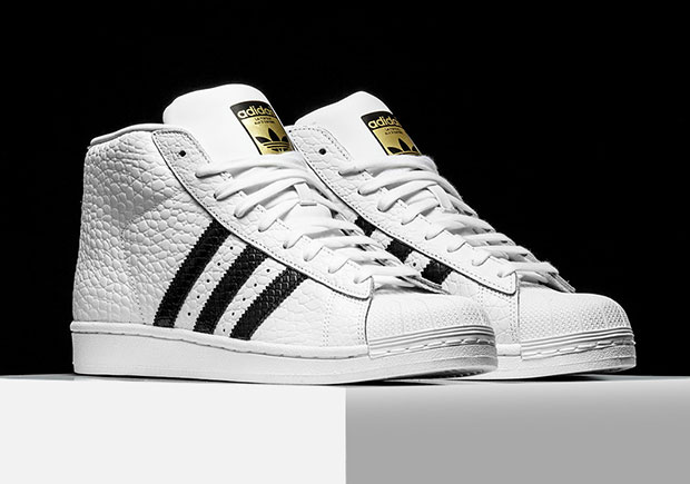 the latest a450f d08cb adidas pro model shell toe high tops>>adidas superstar white
