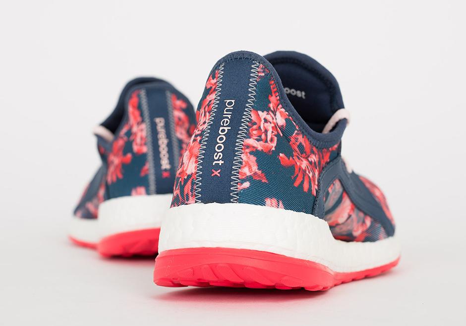Adidas Ren Boost X Kvinners Joggesko - Ss16 pQZc1j3