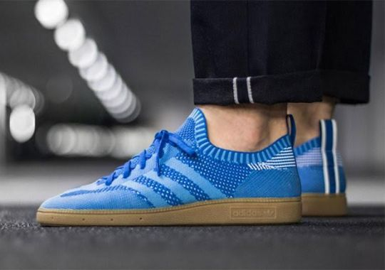 """There's Something """"Very Spezial"""" About These New adidas Primeknits"""