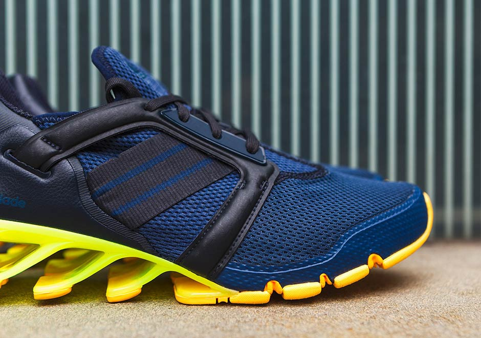 Here s A Look At The adidas Springblade Solyce