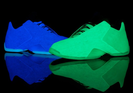 Don't Forget the Glowing adidas T-Mac 3 Among All-Star Weekend's Sneaker Releases