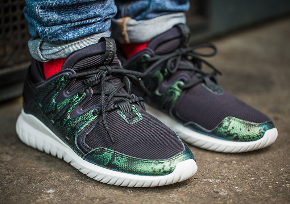 Adidas Originals men 's Tubular Nova Primeknit z