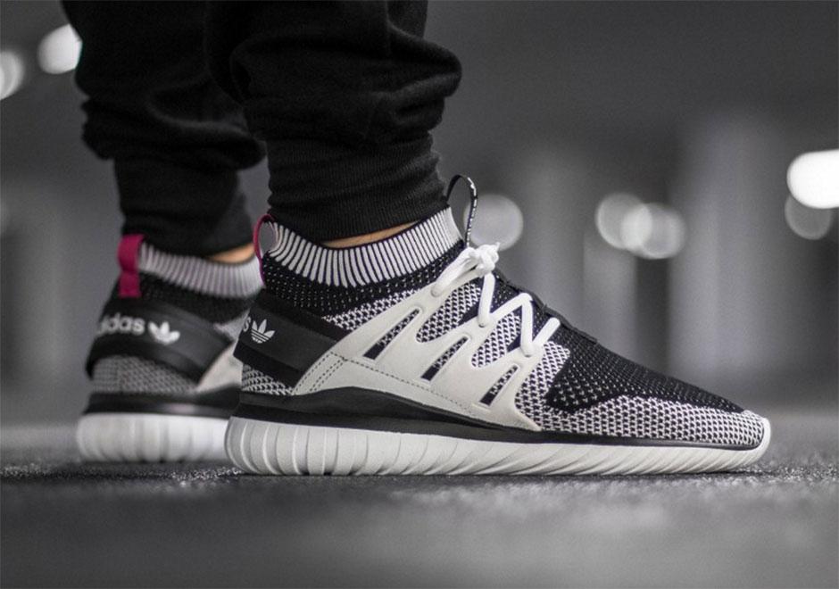 Adidas Primeknit Oreo