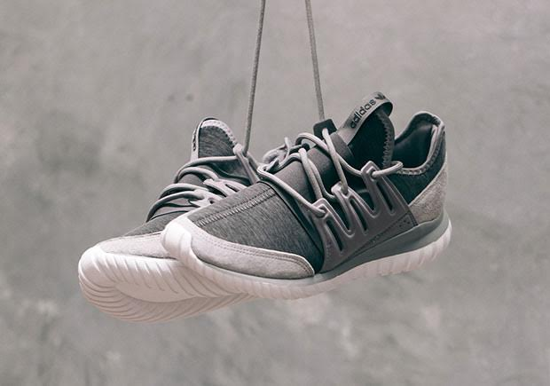 Adidas Tubular Radial Fleece