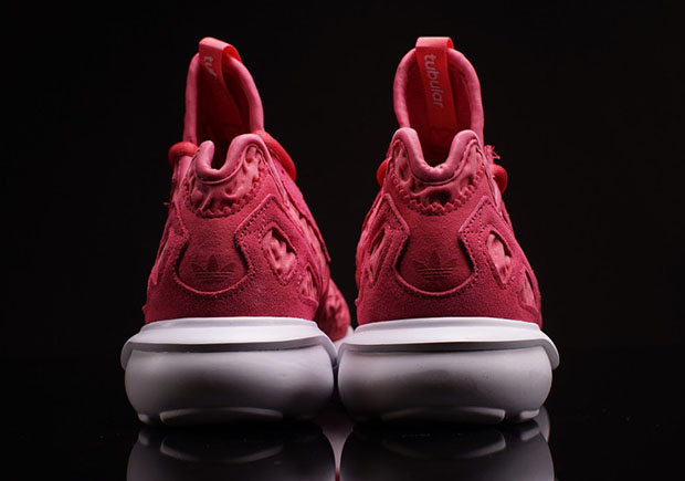 competitive price 417c7 6a6fb The adidas Tubular Runner Gets Strange Textures ...