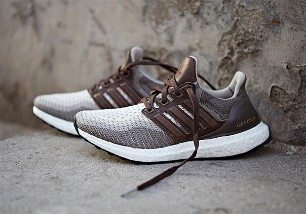 "066a3f975 adidas Ultra Boost ""Chocolate"" Sample - SneakerNews.com"