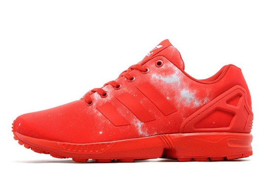 "adidas ZX Flux ""Red Space"""