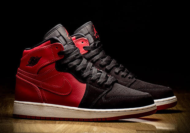 Yet Another Take On quot Bredquot On An Air Jordan 1