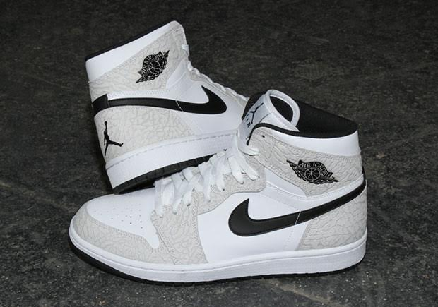 Air Jordan 1 High Pure Platinum