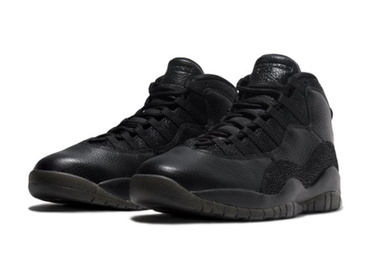 Jordan Brand Officially Previews Drake's OVO Collection