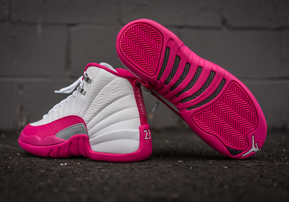 14ecc2296cca ... norway air jordan 12 valentines day vivid pink release info sneakernews  5ddf9 33d7e