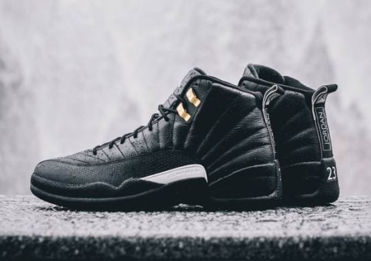 "Air Jordan 12 ""The Master"" Honors An Iconic Poster This Weekend"