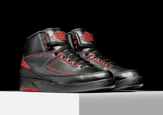 Jordan Brand Presents An Alternate Colorway Of The Air Jordan 2