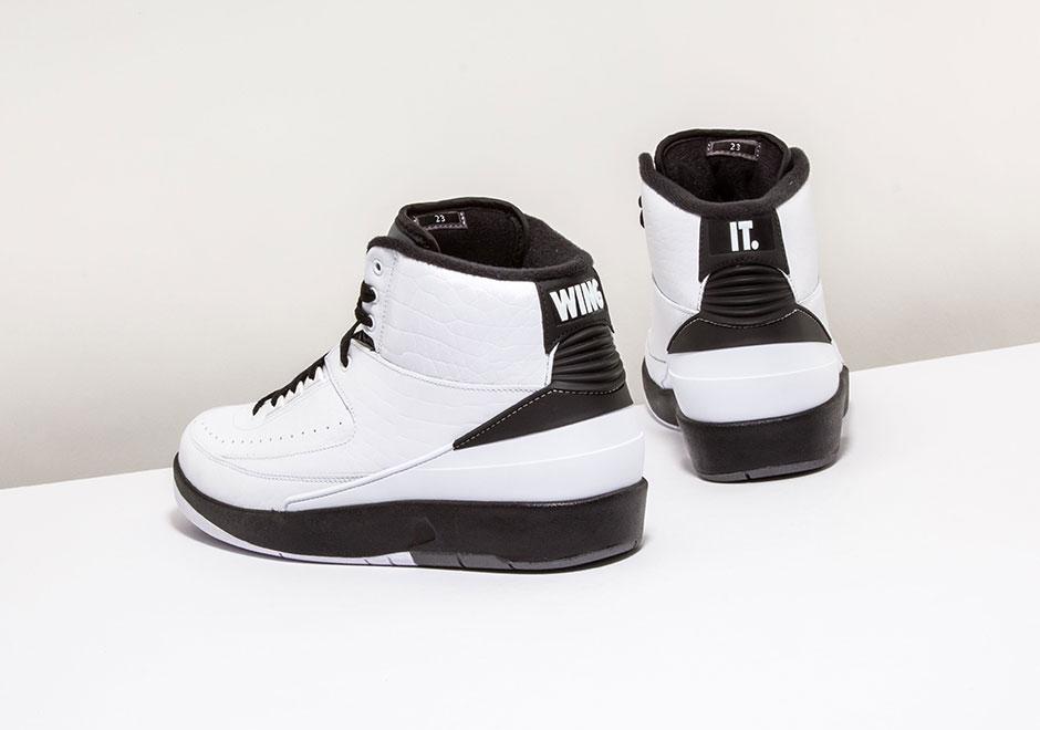 buy popular 120b0 49097 ... clearance air jordan 2. color white black dark grey style code 843272  103. release