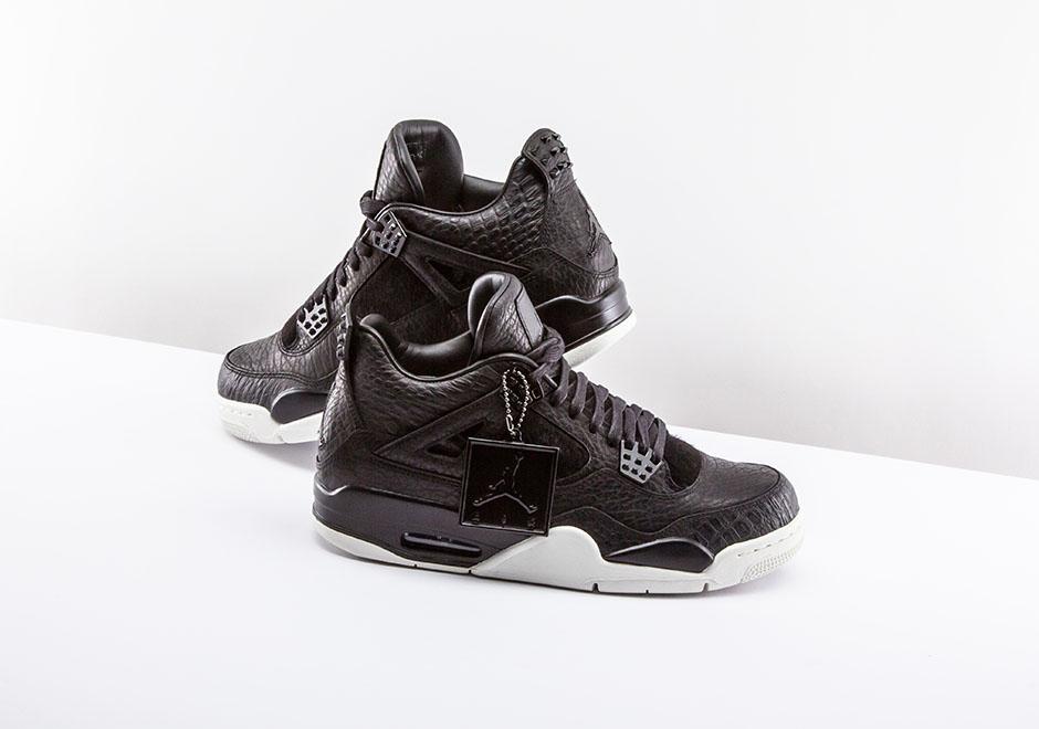 Jordan Brand Brings Reptile Skin And Pony Hair To The Air Jordan 4 Pinnacle cb946dcc0