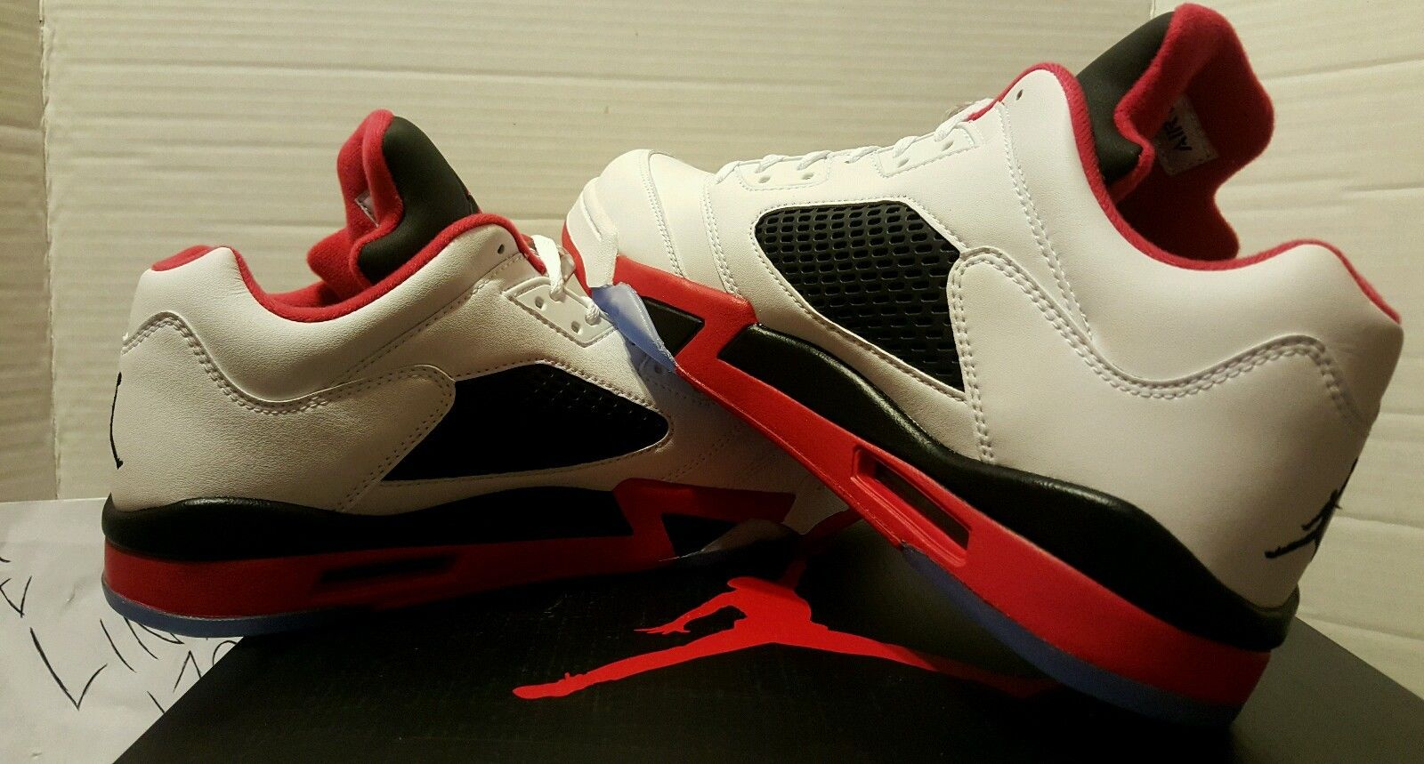 Air Jordan 5 Allevati Partire 1 6xPnG