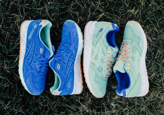 """ASICS Release Two Runners For The """"Easter"""" Pack"""